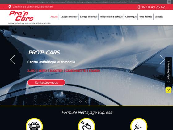 image du site https://www.prop-cars-verton.fr/