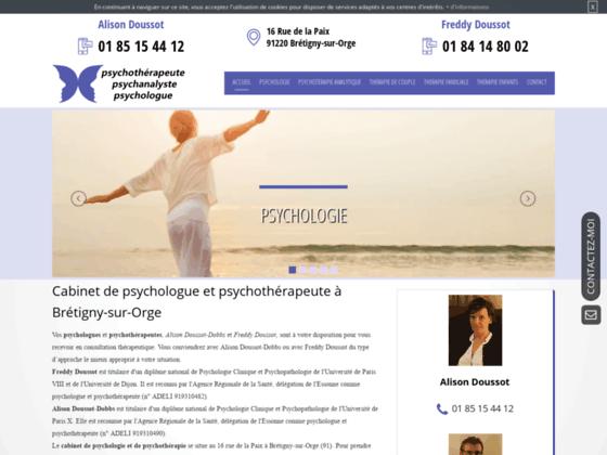image du site https://www.psychotherapeute-doussot.fr