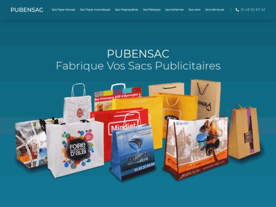 Détails : Découvrez des sacs papiers publicitaires par le biais de http://www.pubensac.com/
