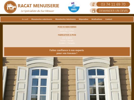 Détails : Menuiserie bois, PVC et aluminium à Douchy-les-Mines (59)