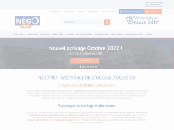 image du site https://www.rayonnage-stockage.fr/
