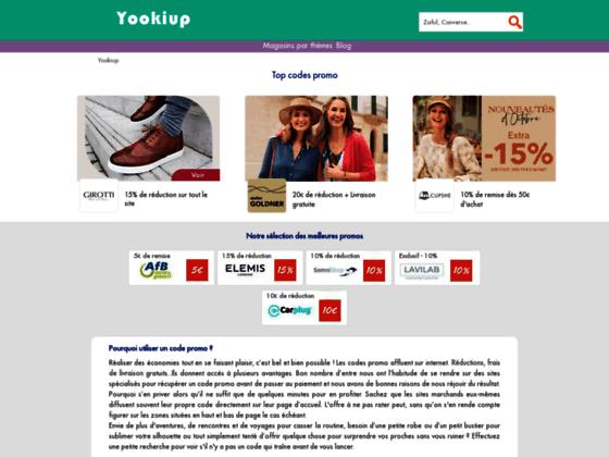 Détails : Code promotion pour une commande en ligne à moindre côut