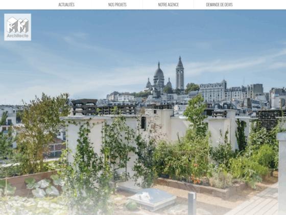 Détails : Raphaël Médard Architecte DPLG Paris