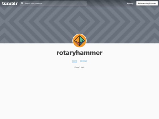 rotaryhammer.tumblr.com