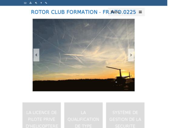 Photo image Rotor-Club de Lognes : partageons ensemble notre passion pour l'hélicoptère
