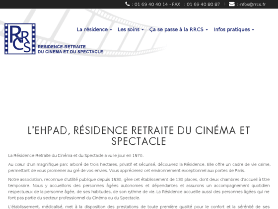 Photo image Residence retraite du Cinema et du Spectacle