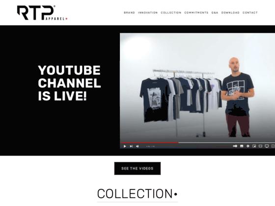 image du site http://www.rtpapparel.fr/