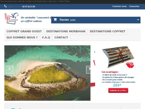 Détails : SacKdo - le coffret week-end à 2 à partir de 99 euros