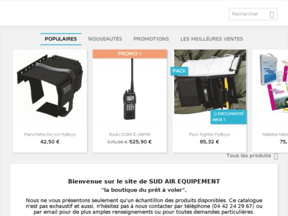 Photo image SAE - Sud Air Equipement - La Boutique du Prêt à Voler