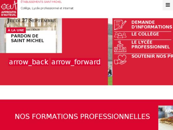 Détails : Lycée Saint-Michel