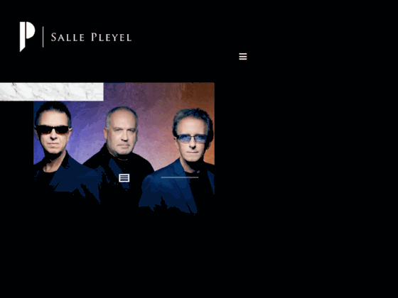 Détails : Salle Pleyel - Concerts à Paris