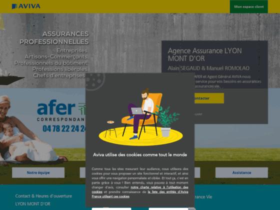Détails : www.sarl-segaud-romolao.fr: un expert de l'assurance vie