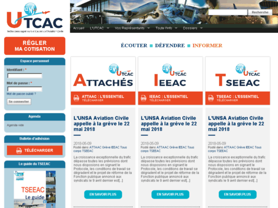 Photo image Le SATAC - Le Syndicat des TSEEAC | Une profession : TSEEAC, un syndicat : le SATAC