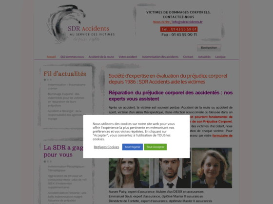 image du site https://www.sdraccidents.fr/