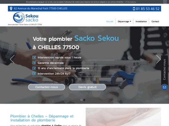 image du site https://www.sekou-sacko-plomberie.fr/