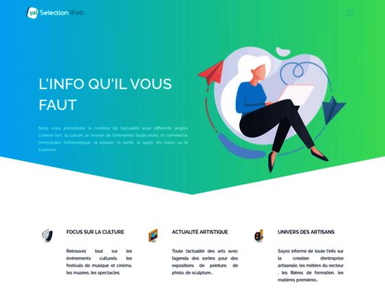 Détails : Selection Web
