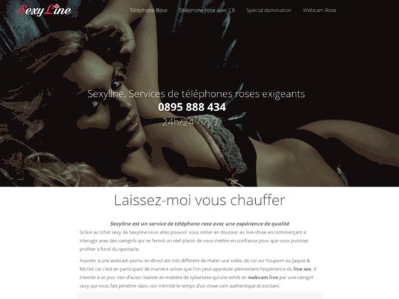 image du site https://sexyline.fr