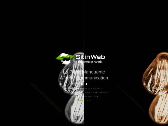 Détails : SitinWeb : votre agence de communication web