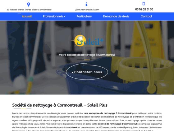 image du site http://www.soleilplus-nettoyage-reims.fr/