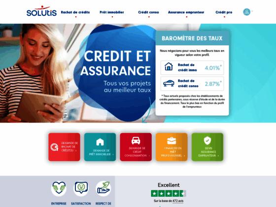 image du site http://www.solutis.fr/