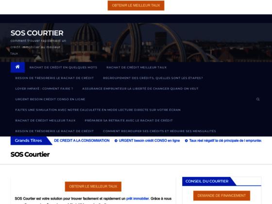 Détails : SOS Courtier