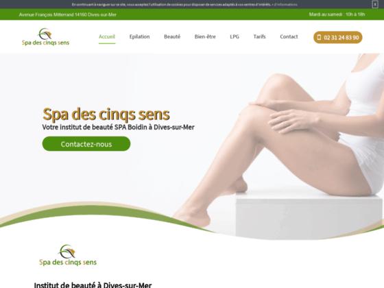 image du site http://www.spadescinqsens.fr/