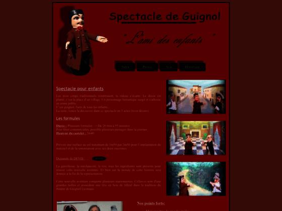 Détails : Guignol, une marionnette célèbre