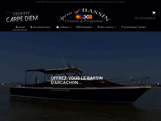 Détails : Promenade en bateau Arcachon