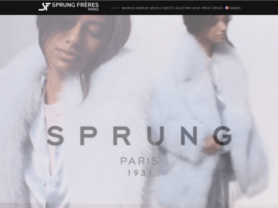 Photo image Sprung Freres - Fourreur Paris