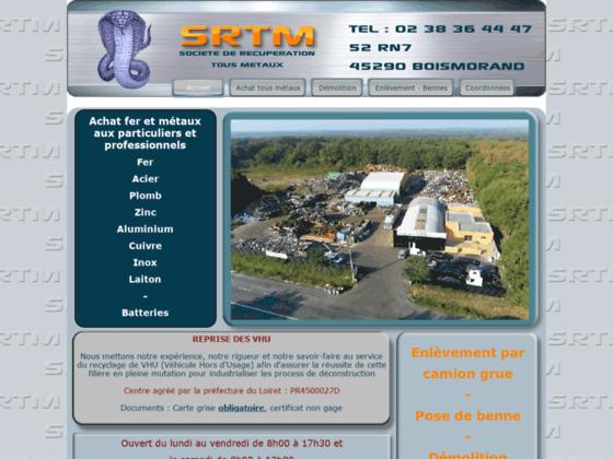 Détails : Achat fer et métaux - SRTM
