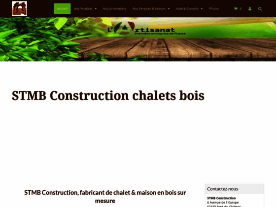 Détails : Fabricant constructeur de kits chalets bois habitables