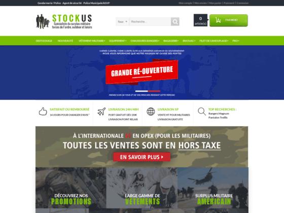 Détails : Leader de la vente d'équipement militaire