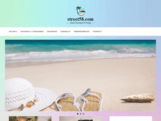 Détails : Street58, réseau social pour motards
