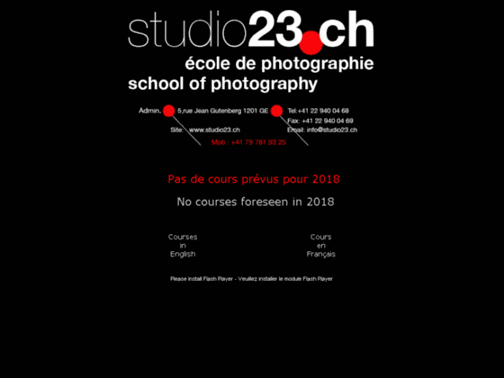 Photo image Studio 23