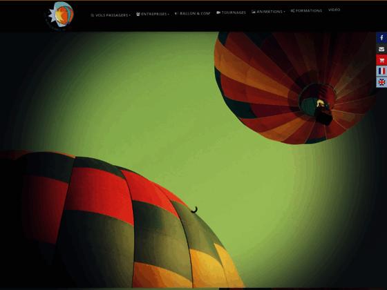 Photo image Les Montgolfières du Sud de la France : vols libres en ballon