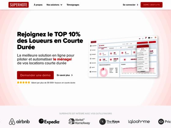 image du site http://superhote.fr/