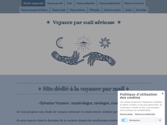 Détails : Sylvarine voyance sérieuse