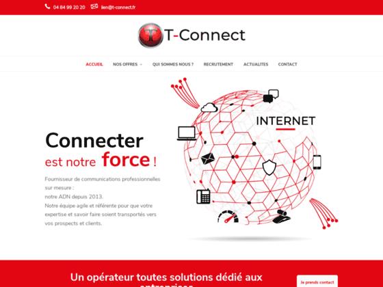 image du site http://www.t-connect.fr