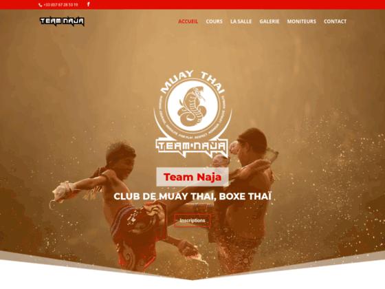 Détails : Club de boxe Thai