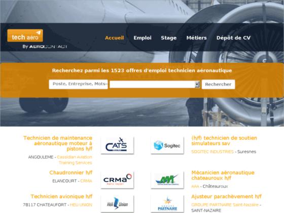 Photo image Technicien Aéronautique : les offres d'emploi ciblés