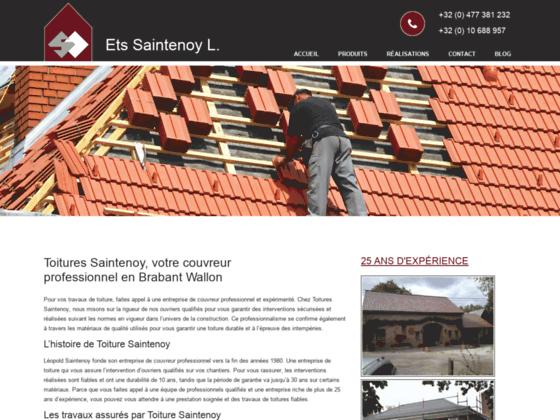 Détails : Toituresaintenoy une entreprise de toiture