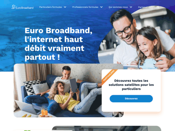 Détails : Tooway.fr : l'accès internet haut débit où que vous soyez