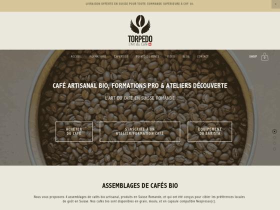 image du site https://www.torpedocoffee.org