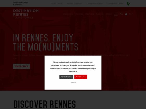 Détails : Office de tourisme de Rennes
