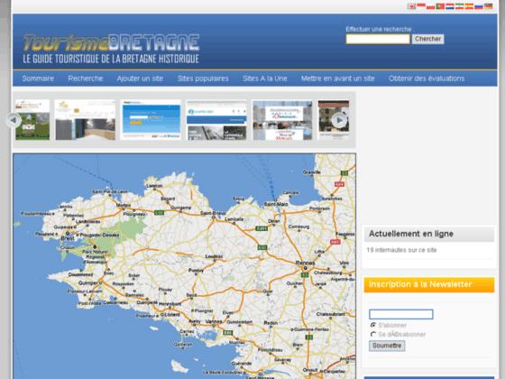 Photo image TourismeBretagne.eu : Moteur de recherche sur le tourisme en Bretagne