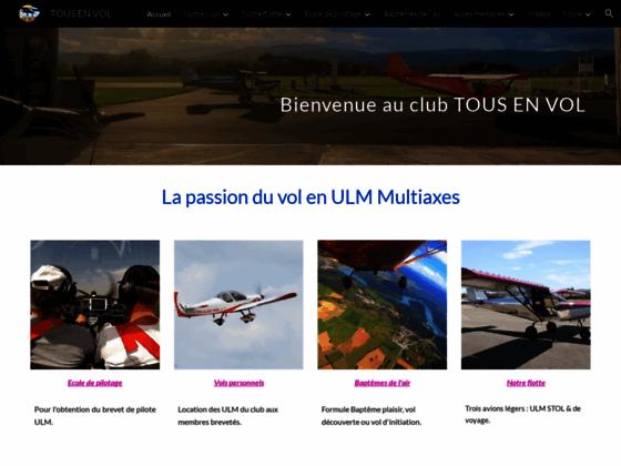 Photo image Ecole de Pilotage ULM & Avion legers pres de Lyon