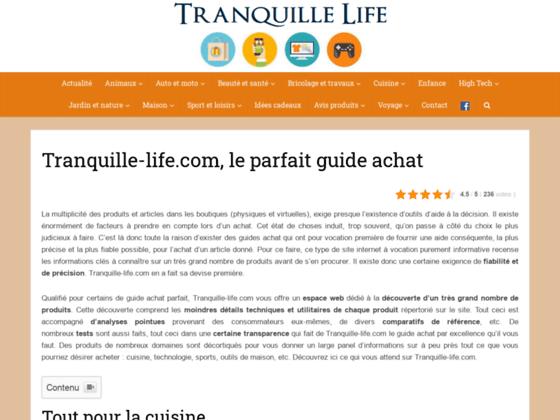 image du site https://tranquille-life.fr/