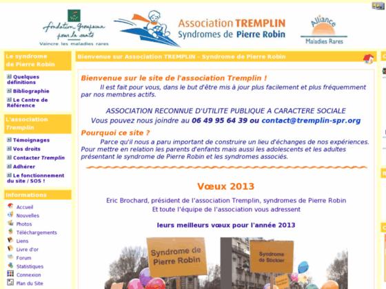 Photo image Association Tremplin - Syndrome de Pierre Robin