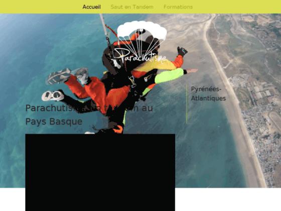 Détails : Le monde du parachutisme