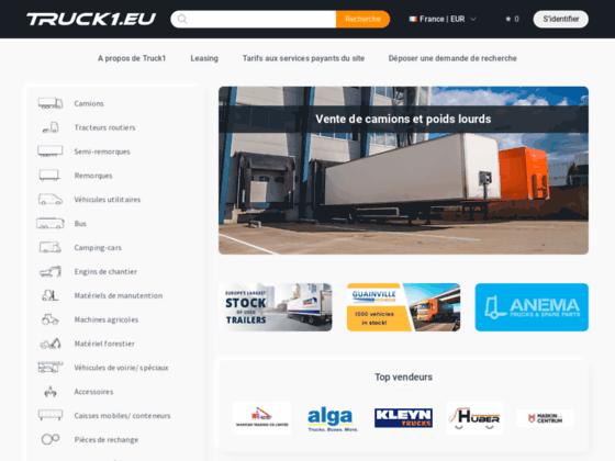 Détails : Truck1 France
